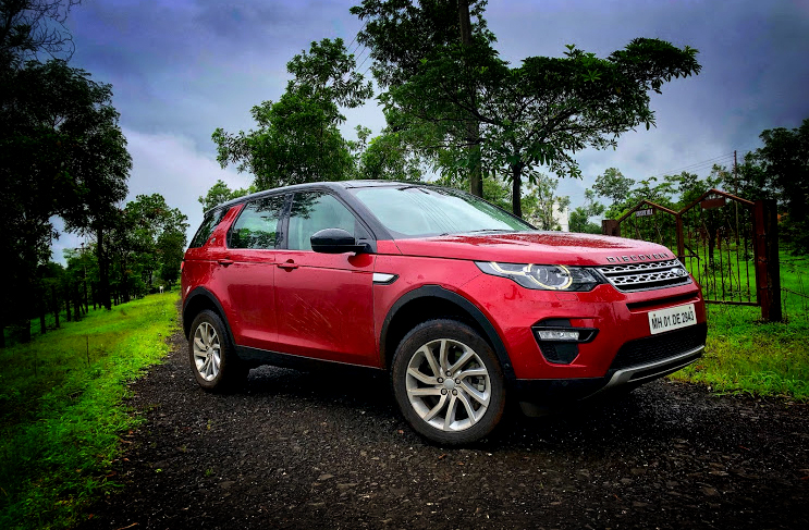 #MONSOONTRAILS – LAND ROVER DISCOVERY SPORT