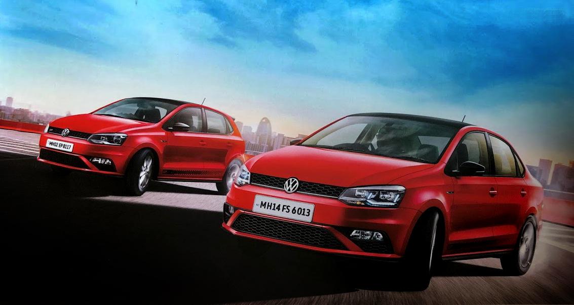 New launch -Volkswagen Polo AndVento