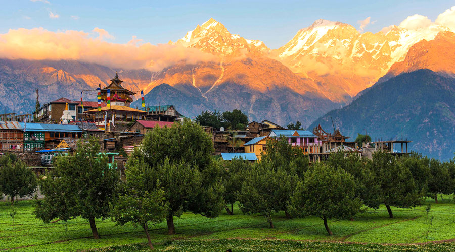 Visit to Kalpa