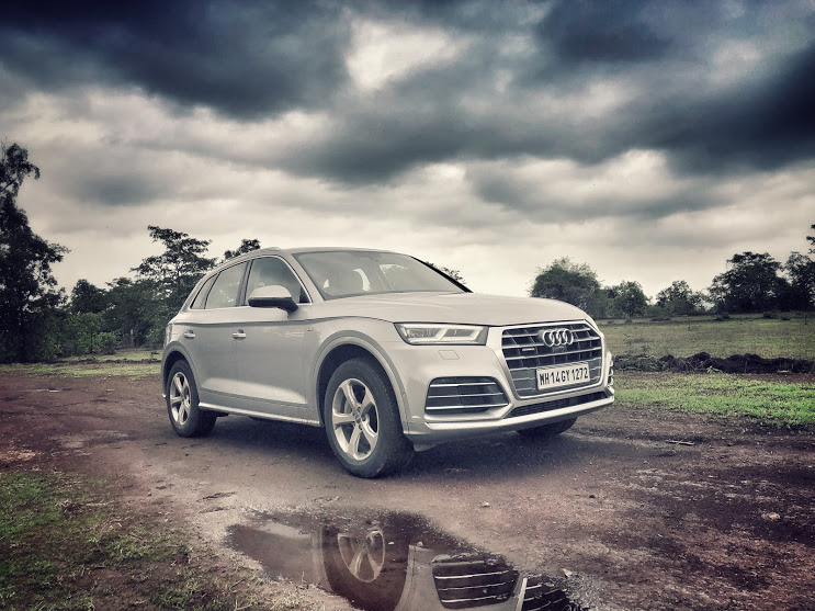 MONSOON TRAILS – AUDI Q5 TFSI