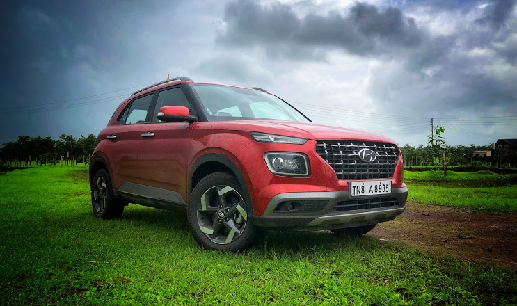 #MONSOONTRAILS – HYUNDAI VENUE