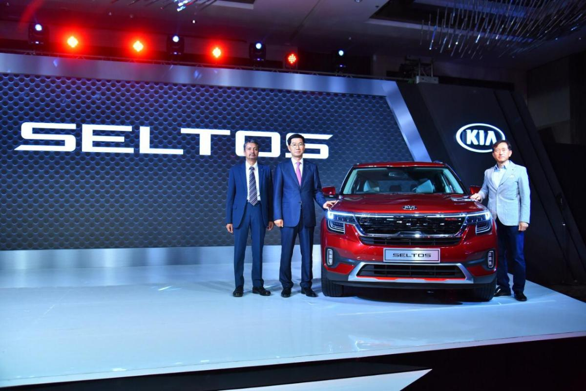 NEW LAUNCH-KIA SELTOS