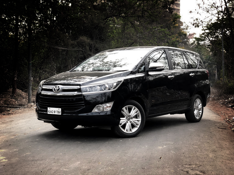 TOYOTA INNOVA CRYSTA-THE BESTSELLER