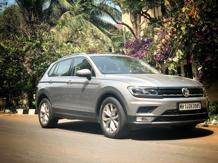 LIVING WITH THE TIGUAN