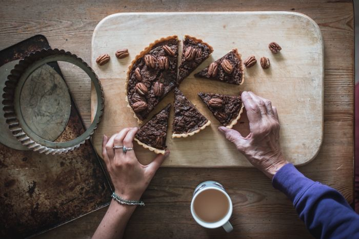 Mock pecan pie recipe – a baking challenge with a difference — My Custard Pie