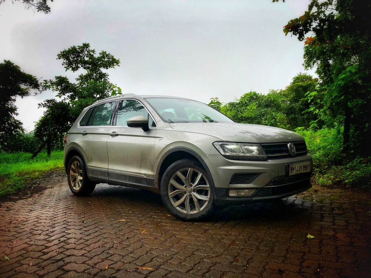 #MONSOON TRAILS – VOLKSWAGEN TIGUAN