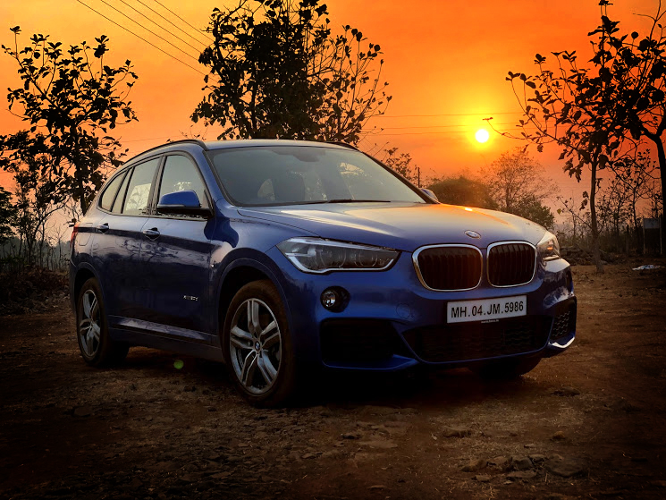 BMW X1-SPORTY DELIGHT