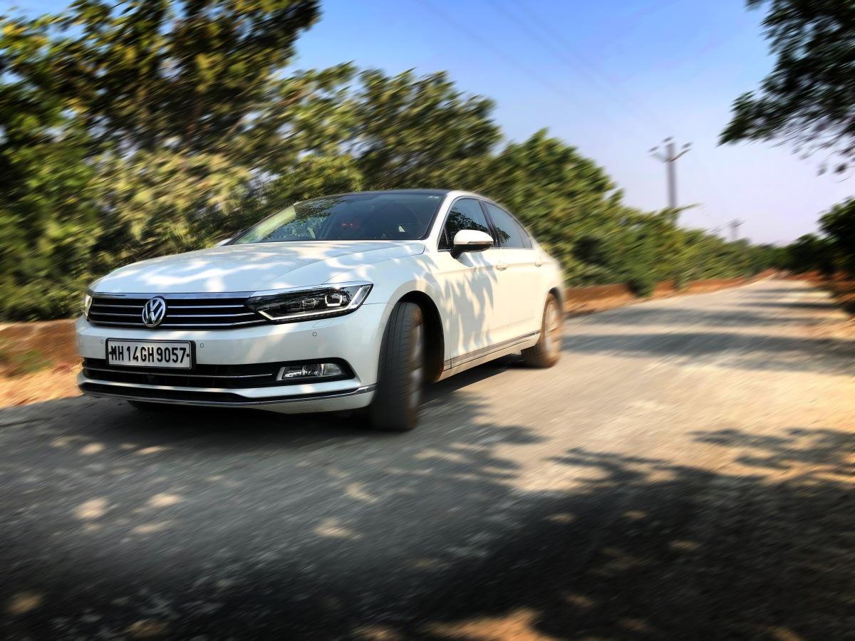 VW PASSAT – YOUR LUXURYCONNECT