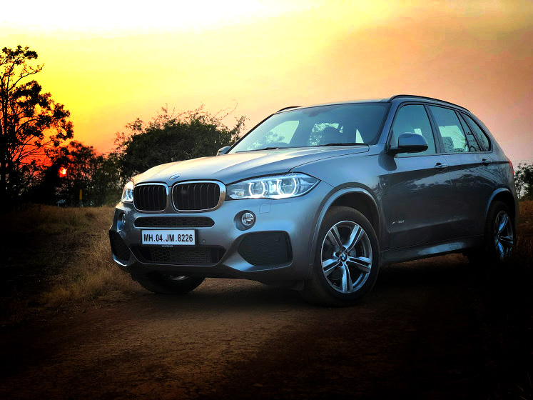 CONVERSATIONS WITH THE BMWX5