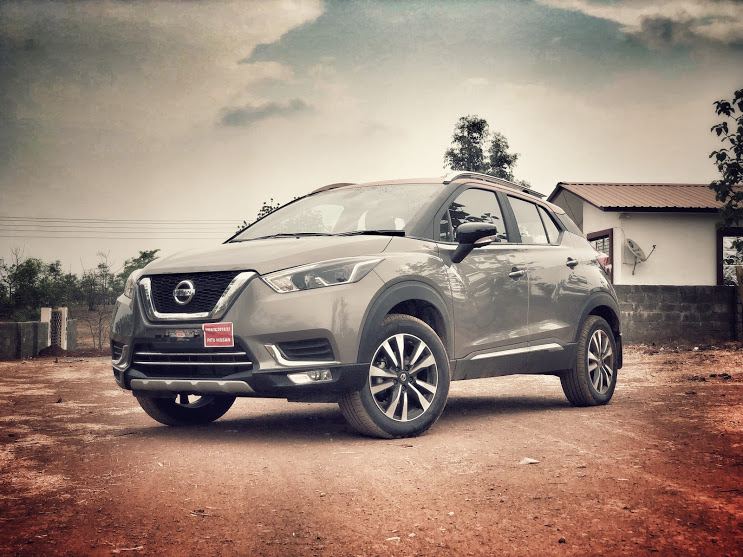NISSAN KICKS – ALWAYS EXPLORING…