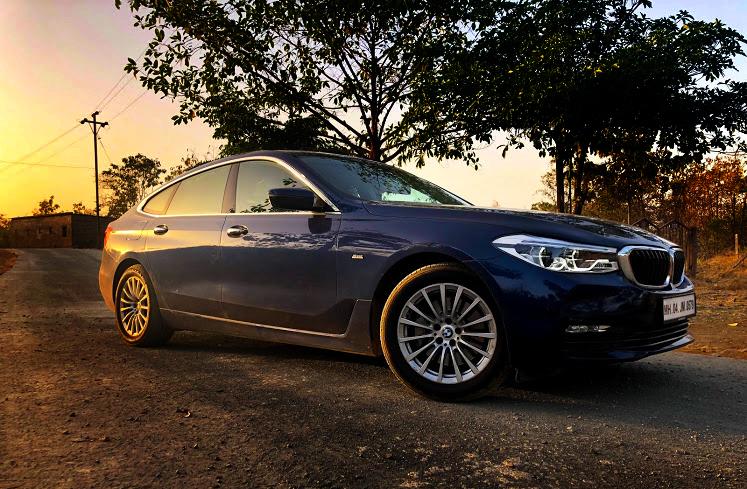 BMW 630iGT- PERFORMANCE MEETSLUXURY