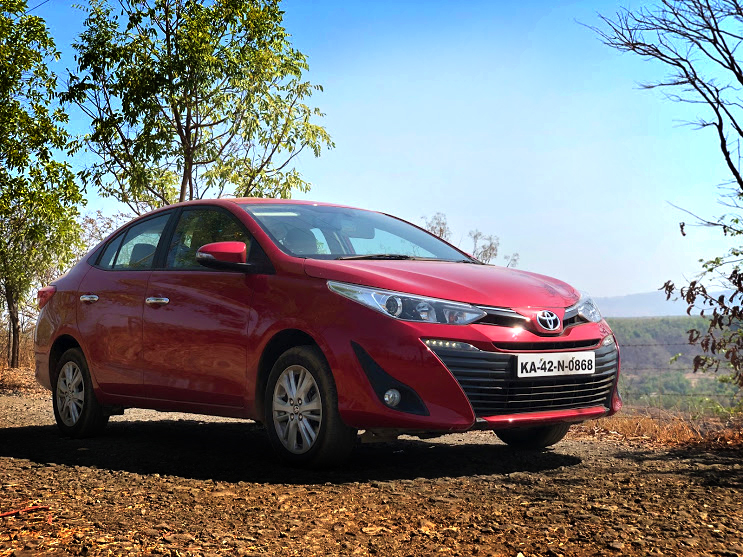 TOYOTA YARIS – DRIVING MADE EASY