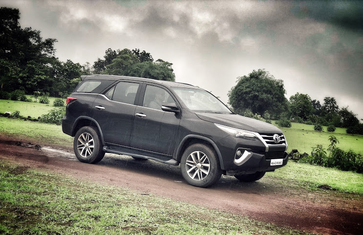 #MONSOONTRAILS – TOYOTA FORTUNER
