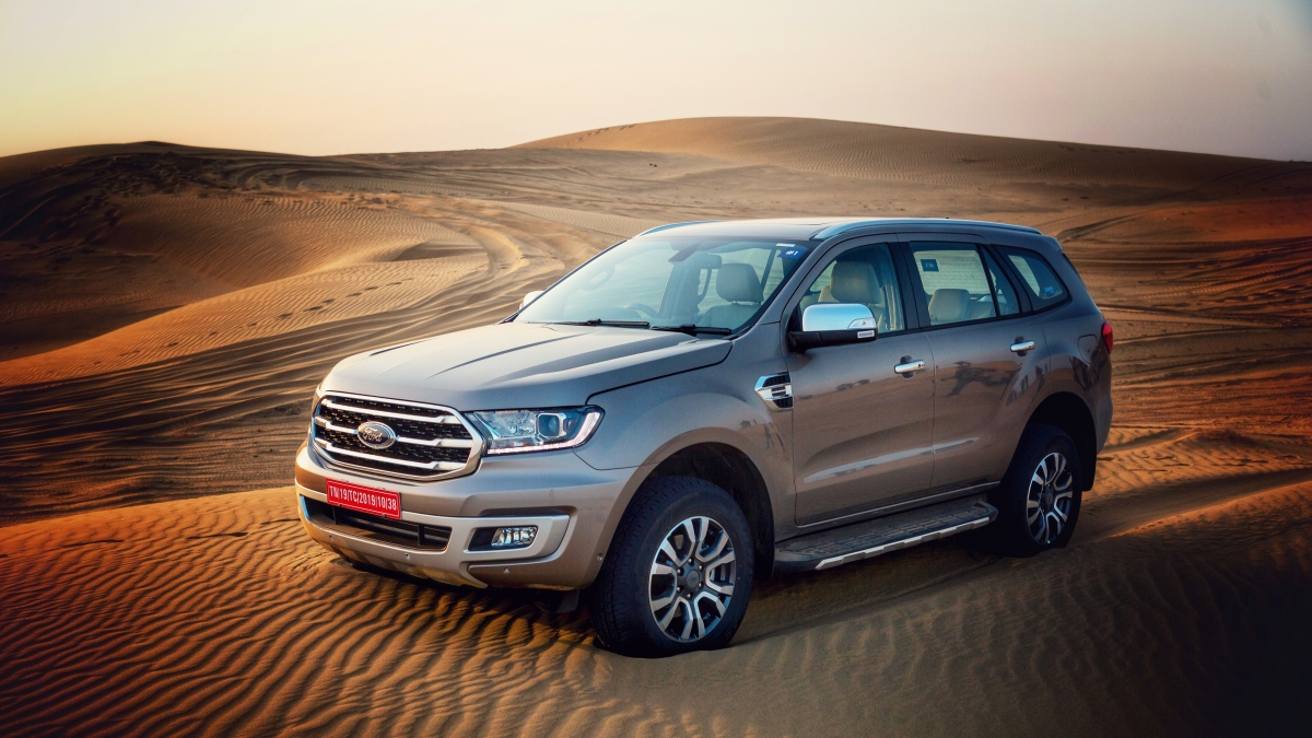 FIRST DRIVE – 2020 FORD ENDEAVOUR