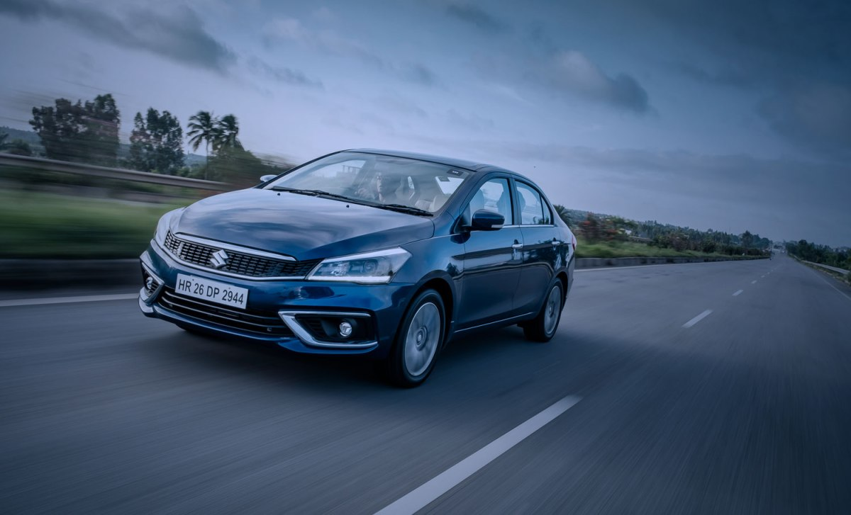 Here comes the New Ciaz…