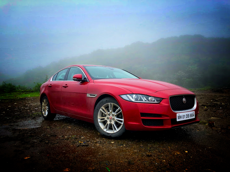 #MONSOONTRAILS – THE JAGUAR XE WAY