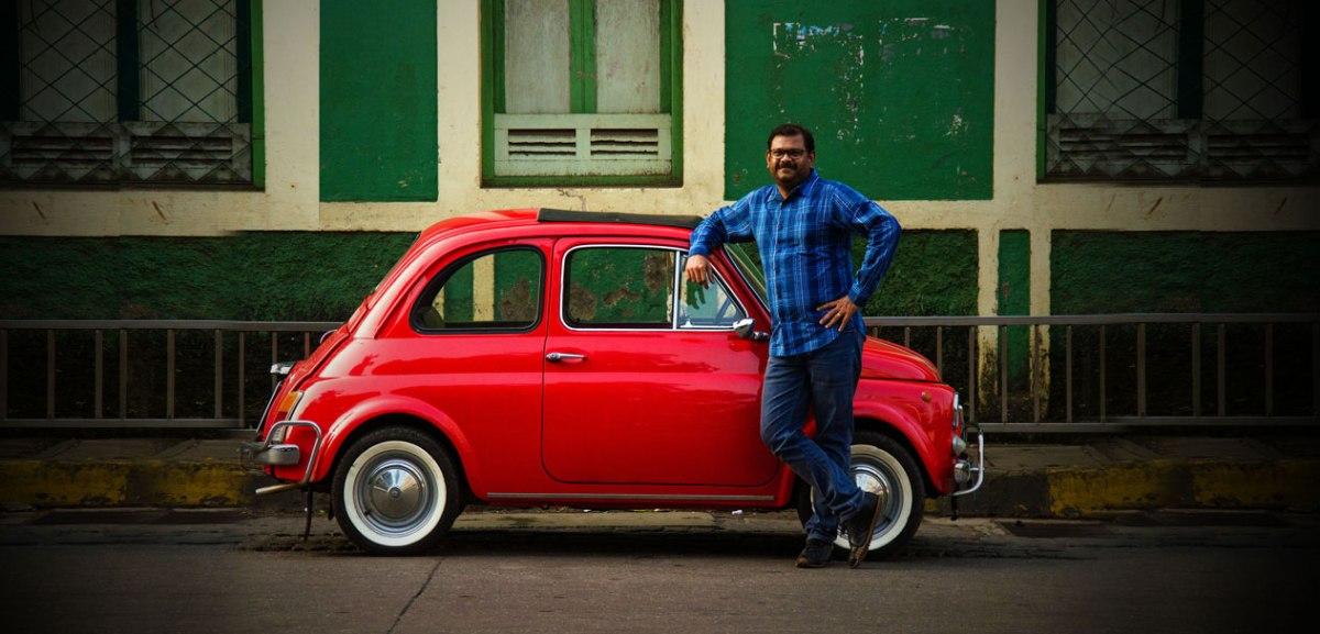 Driving down memory lane with SrinivasKrishnan