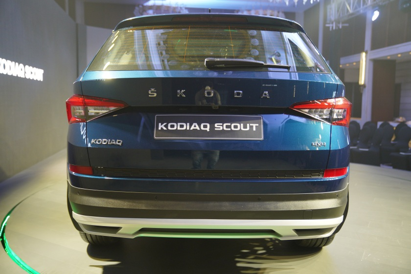 The newly launched ŠKODA KODIAQ SCOUT_3